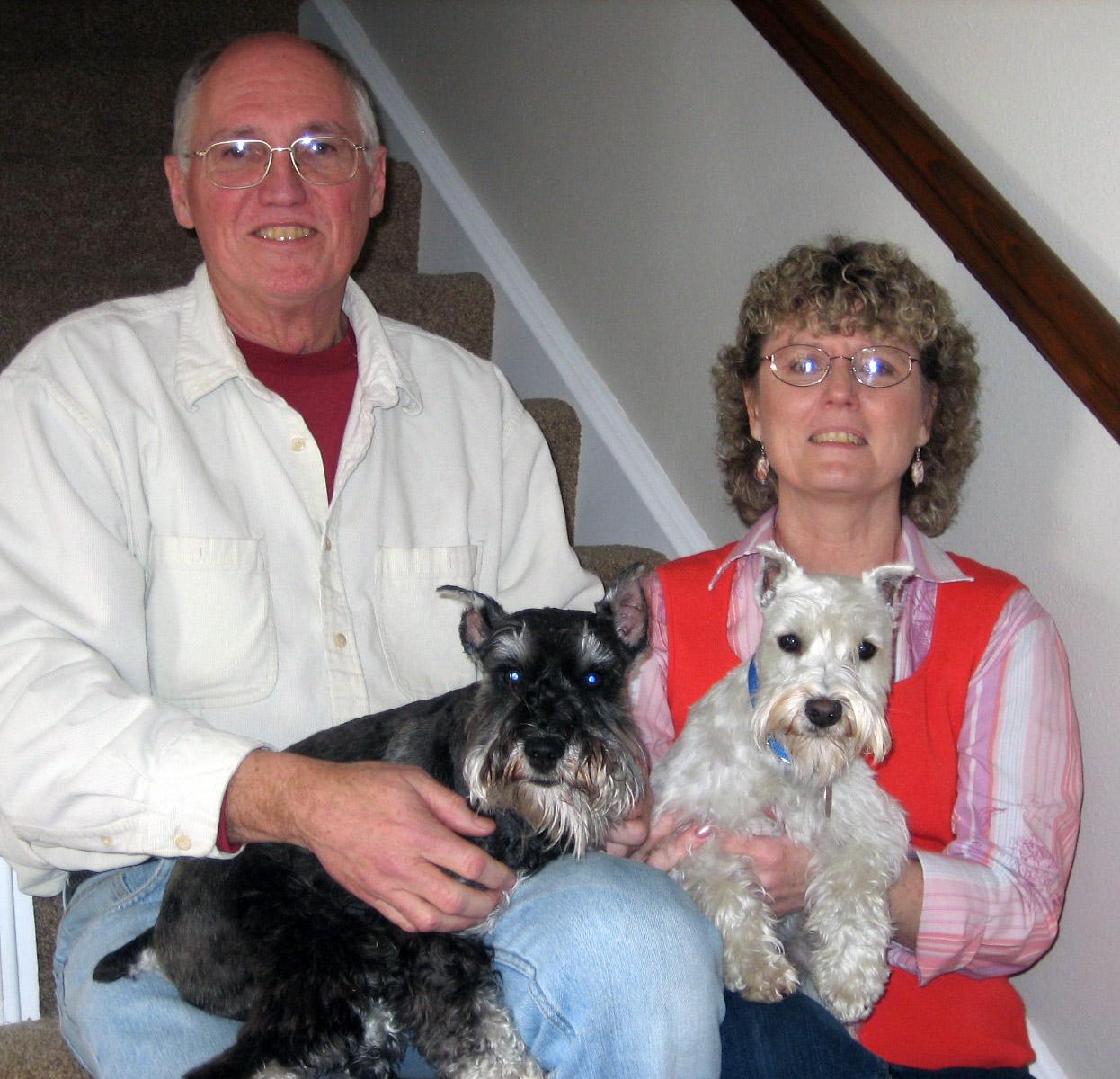 Mike, Mary Ann, Mouse & The Bi-Polar Bear