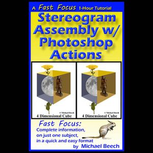 Stereogram Assembly With Photoshop Actions