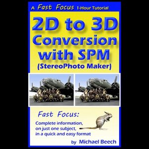 2D to 3D Conversion with SPM