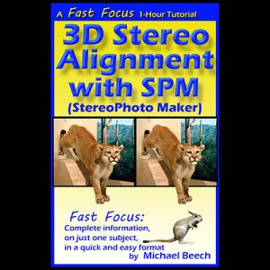 3D Stereo Alignment with SPM